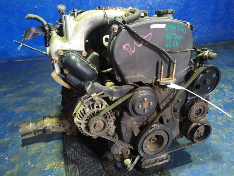 Двигатель Mitsubishi Legnum EC3W 4G64 GDI 2001