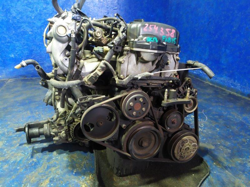 Двигатель Nissan Sunny FNB15 QG18DE 2002