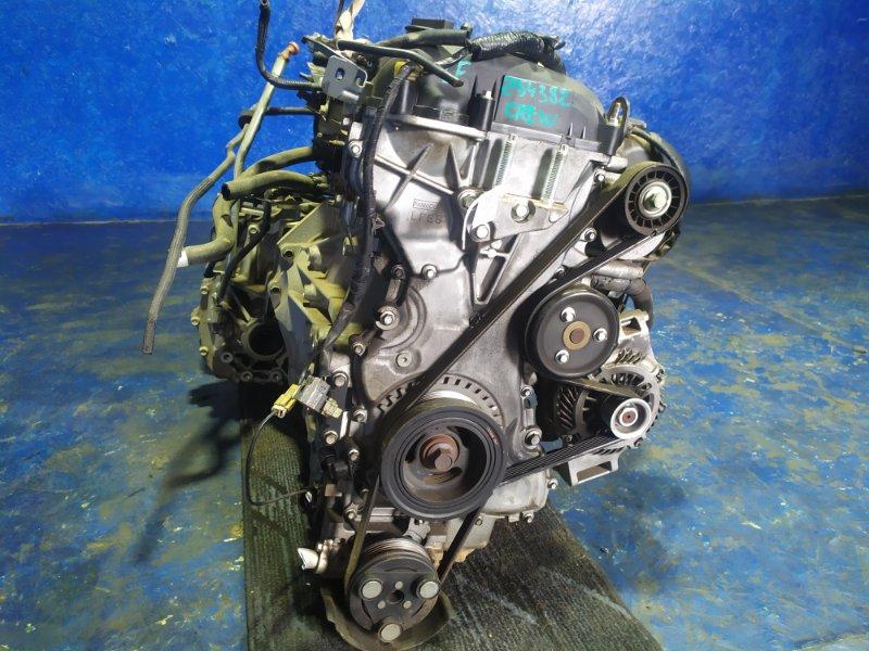 Двигатель Mazda Premacy CREW LF-DE 2004