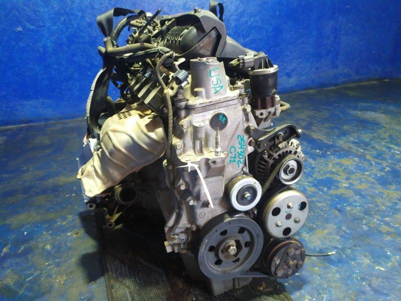 Двигатель Honda Airwave GJ1 L15A VTEC 2006