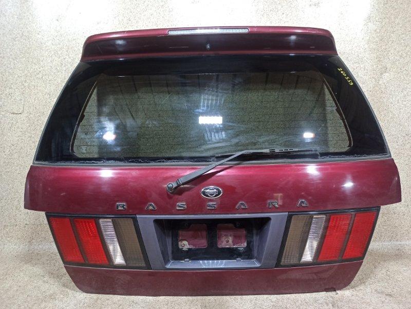 Дверь задняя Nissan Bassara JU30 2000