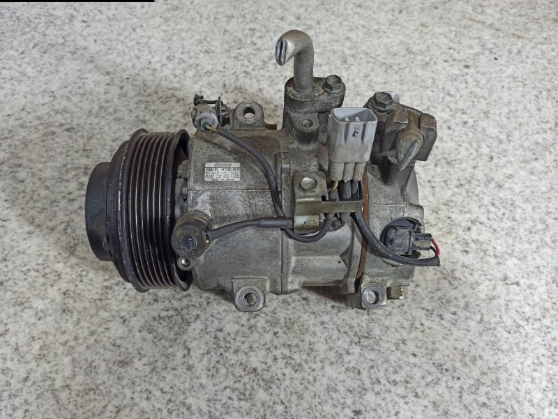 Компрессор кондиционера Lexus Gs350 GRS191 2GR-FSE