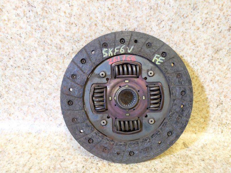 Диск сцепления Mazda Bongo Brawny SKF6V FE