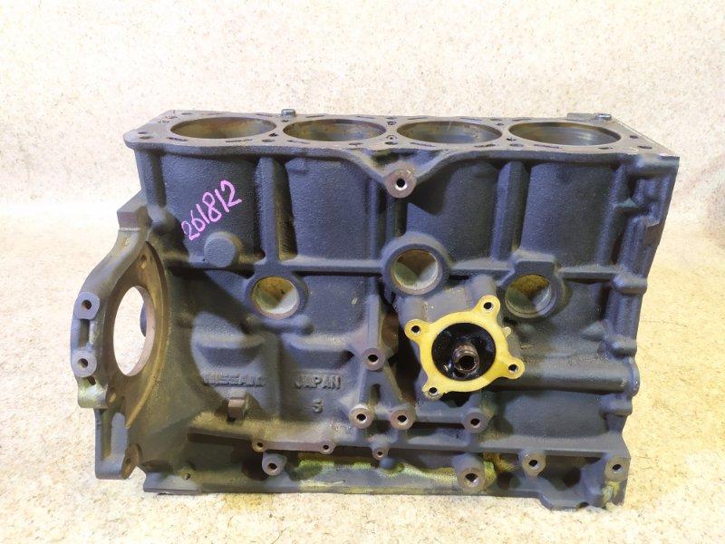 Блок двигателя Nissan Presage U30 KA24DE