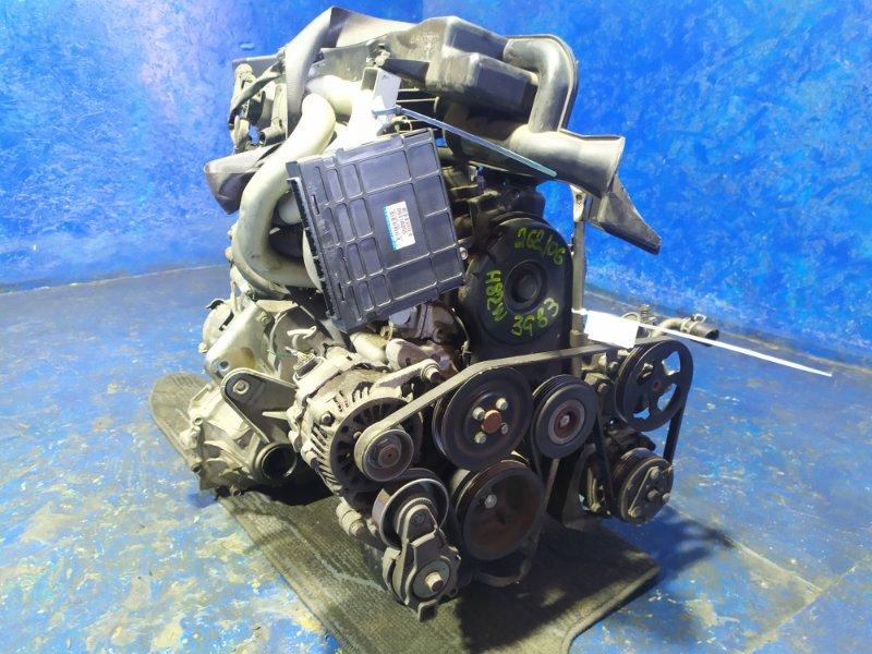 Двигатель Mitsubishi Ek Wagon H82W 3G83 2010