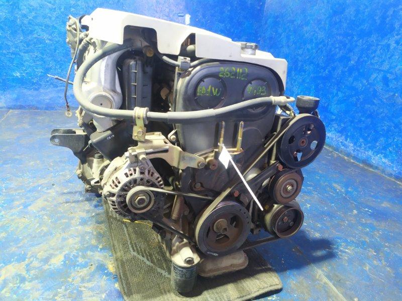 Двигатель Mitsubishi Legnum EA1W 4G93 GDI 1998
