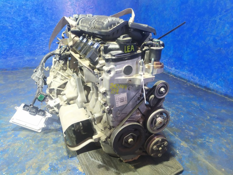 Двигатель Honda Cr-Z ZF1 LEA 2010