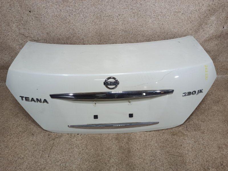 Крышка багажника Nissan Teana J31 2007