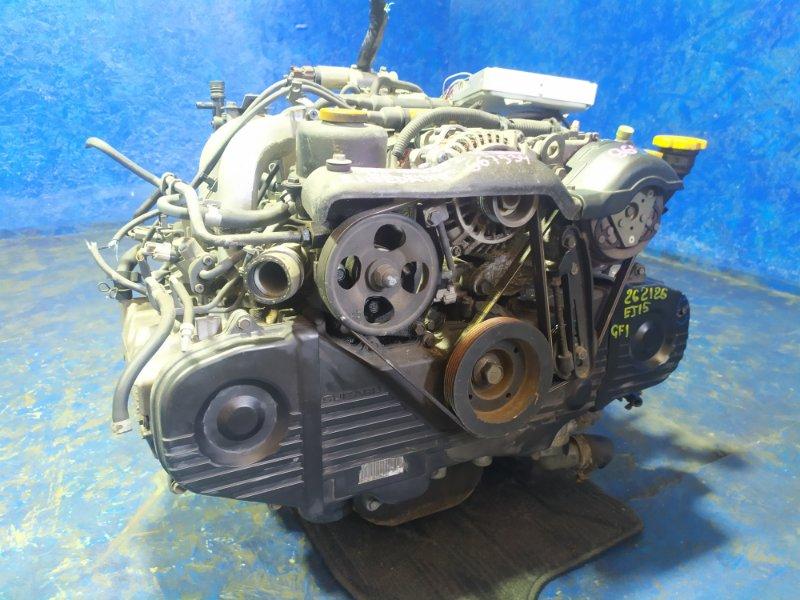 Двигатель Subaru Impreza GF1 EJ15EDA5FE 1996