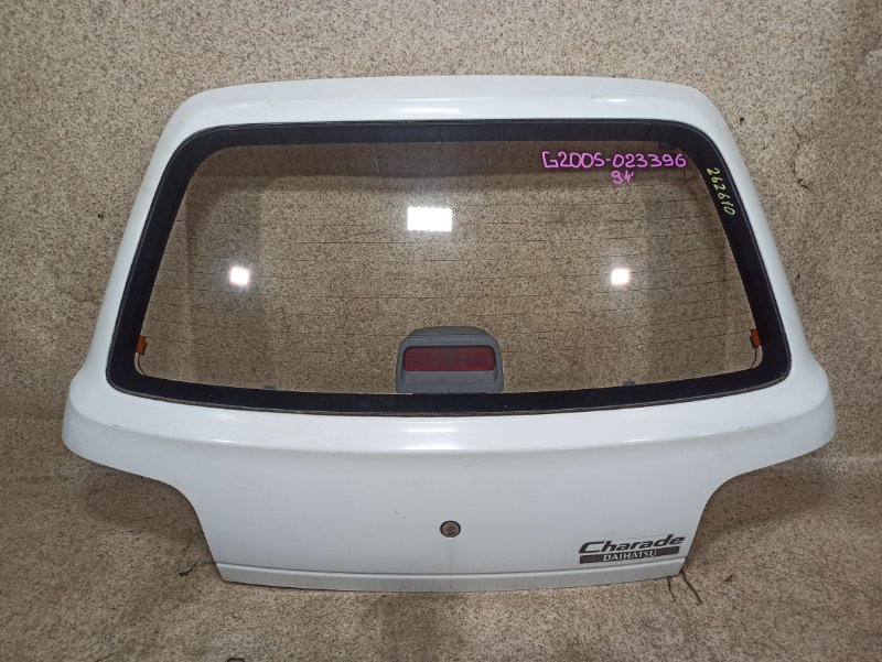 Дверь задняя Daihatsu Charade G200S 1994 задняя