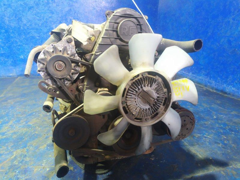 Двигатель Mazda Bongo SSF8V RF