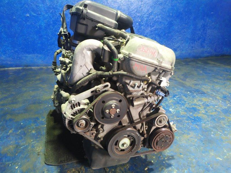 Двигатель Suzuki Chevrolet Mw ME34S M13A 2006