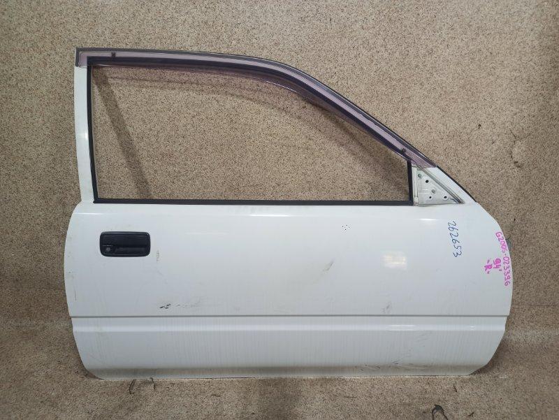 Дверь Daihatsu Charade G200S 1994 передняя правая
