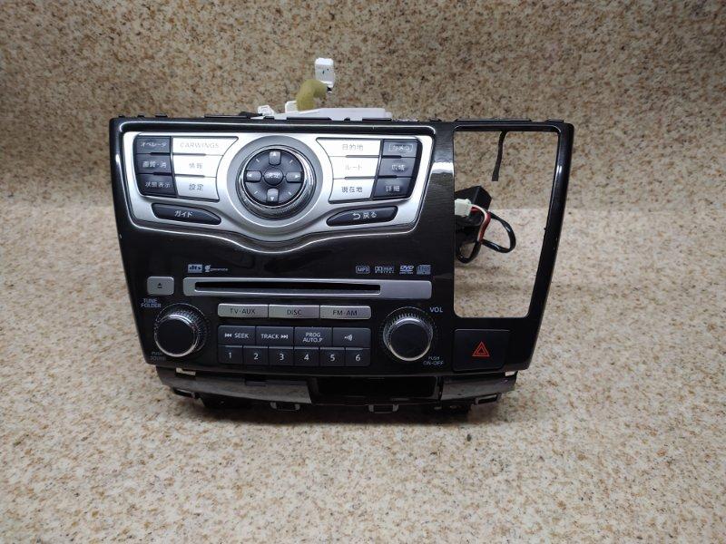 Магнитофон Nissan Elgrand E51