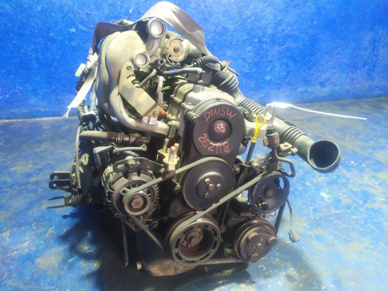 Двигатель Mazda Demio DW5W B5 1997