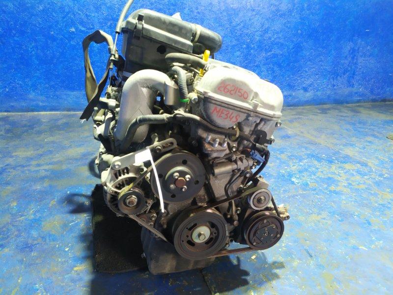 Двигатель Suzuki Chevrolet Mw ME34S M13A 2008