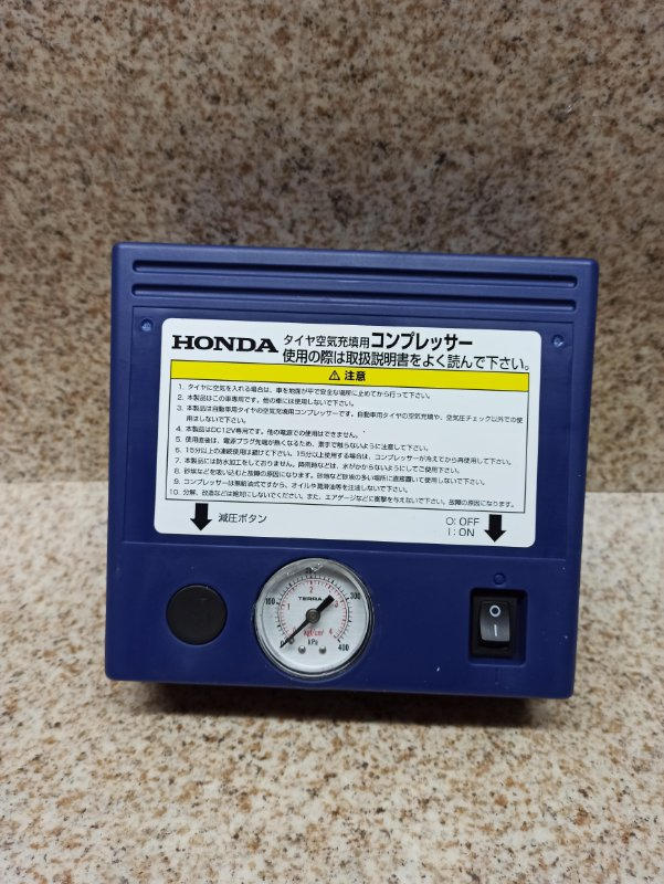 Компрессор для колес Honda Fit GK5