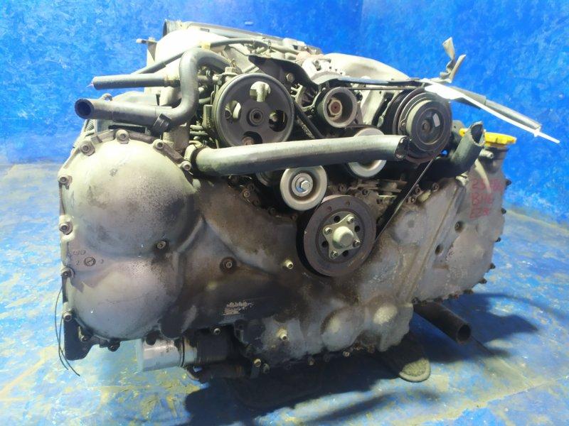 Двигатель Subaru Legacy Lancaster BHE EZ30 2001