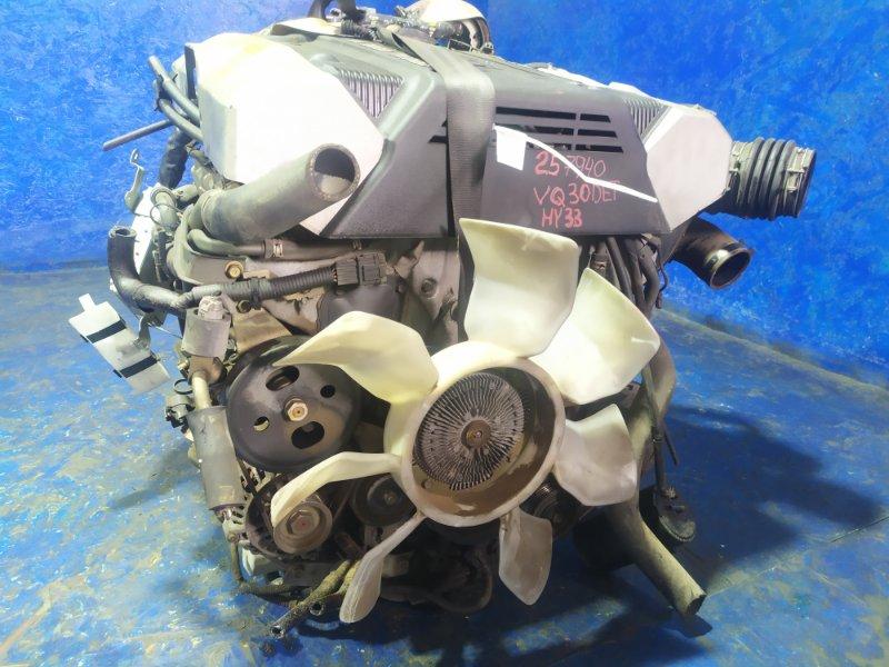 Двигатель Nissan Cedric HY33 VQ30DET 1999