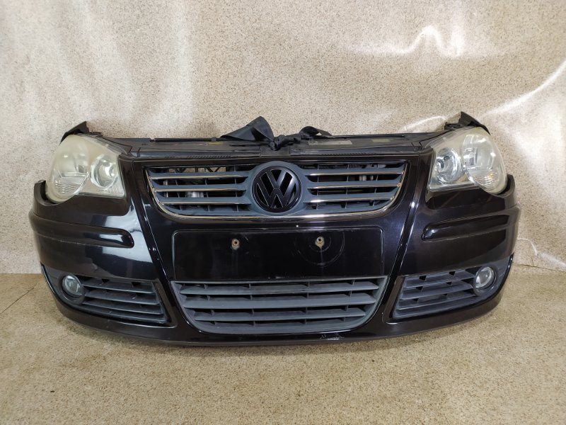 Nose cut Volkswagen Polo 9N3 BTS 2007