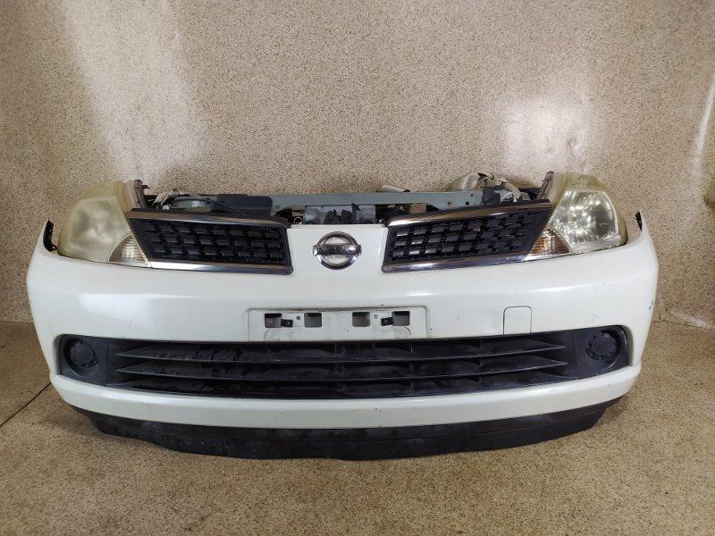 Nose cut Nissan Tiida C11 HR15DE 2005