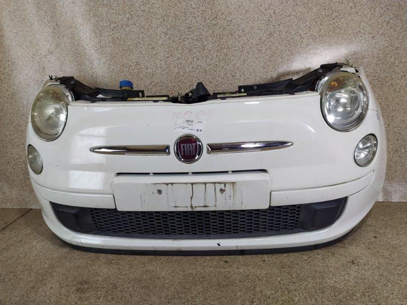 Nose cut Fiat 500 312 169A4 2010