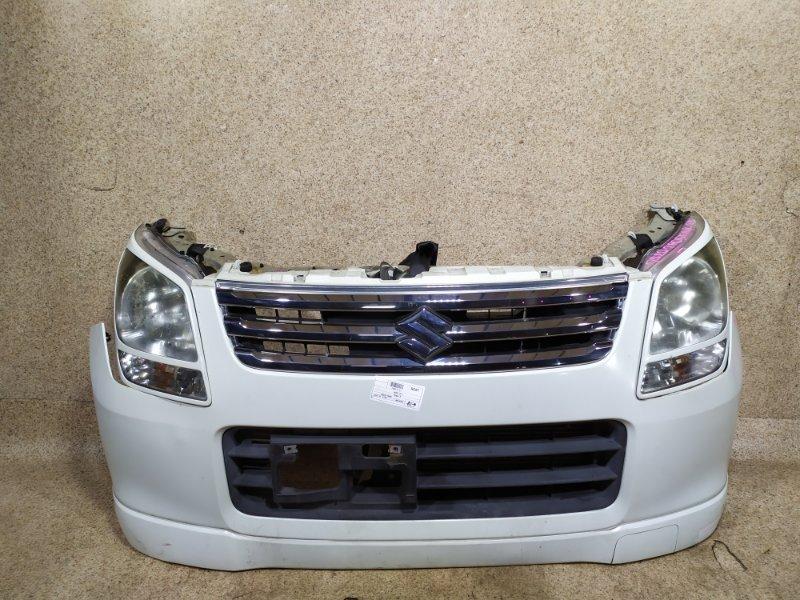 Nose cut Suzuki Wagon R MH23S K6A 2008