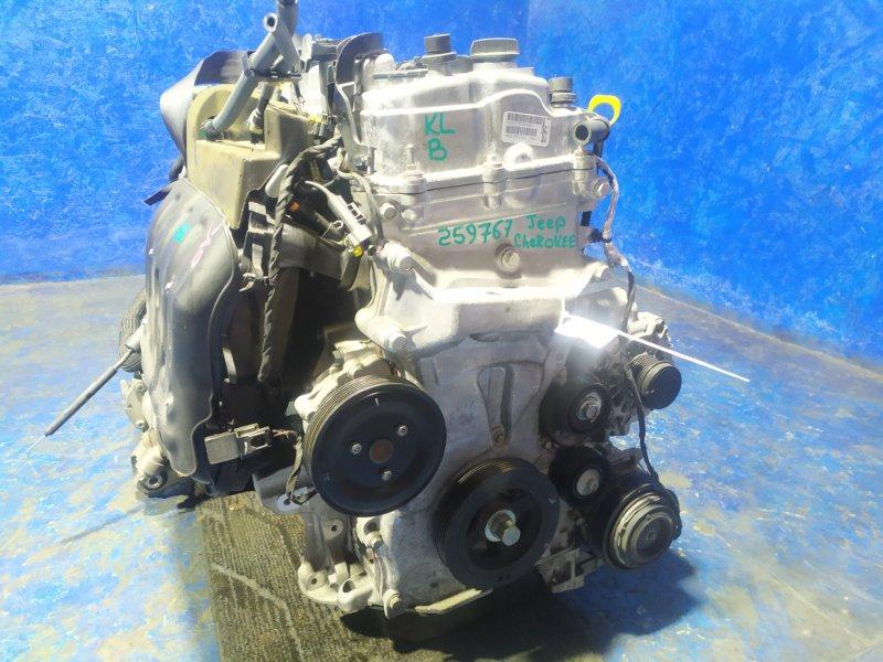 Двигатель Jeep Cherokee V KL TIGERSHARK (ED6: EDD) 2015