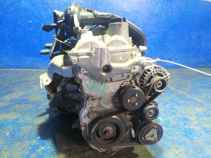 Двигатель Nissan Tiida C11 HR15DE 2006