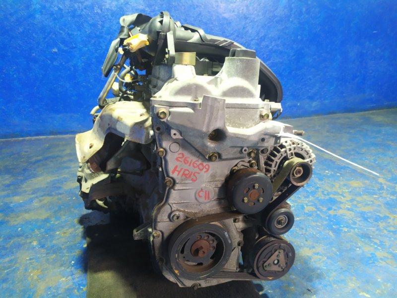 Двигатель Nissan Tiida C11 HR15DE 2005