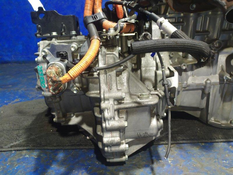 Акпп Toyota Aqua NHP10 1NZ-FXE 2012