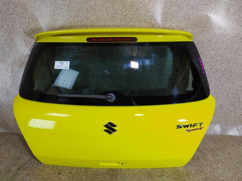 Дверь задняя Suzuki Swift ZC31S 2009 задняя
