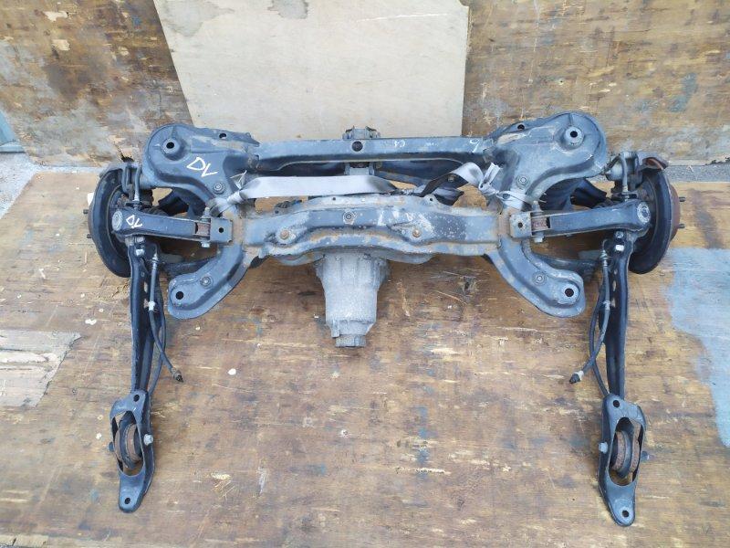 Балка подвески Honda Stepwgn RF2 B20B задняя