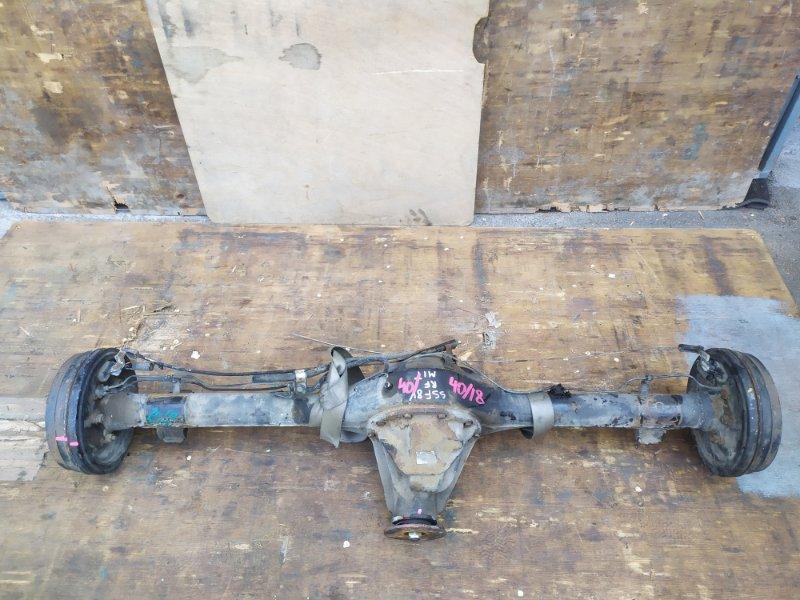 Мост Mazda Bongo SSF8V RF задний