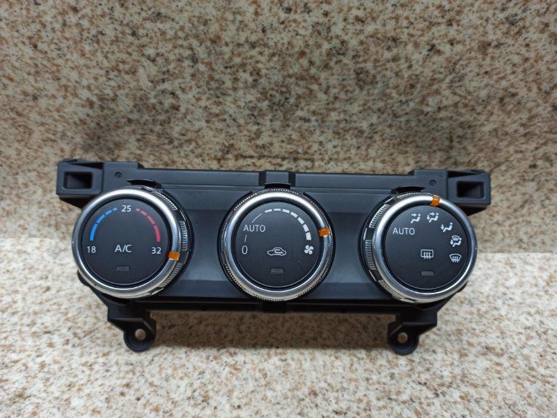 Климат контроль Mazda Cx-3 DK5FW 2015