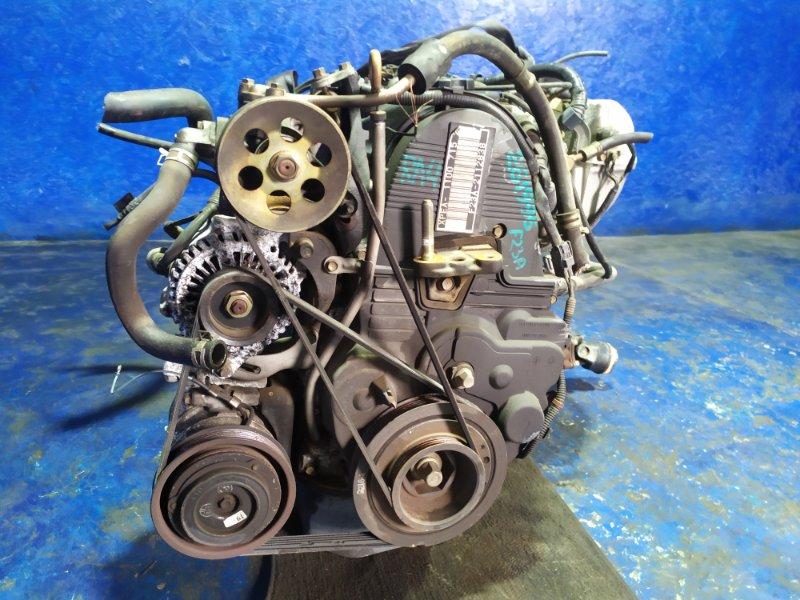 Двигатель Honda Odyssey RA4 F23A 1997