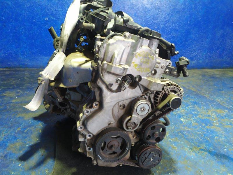 Двигатель Nissan Serena CC25 MR20DE 2008