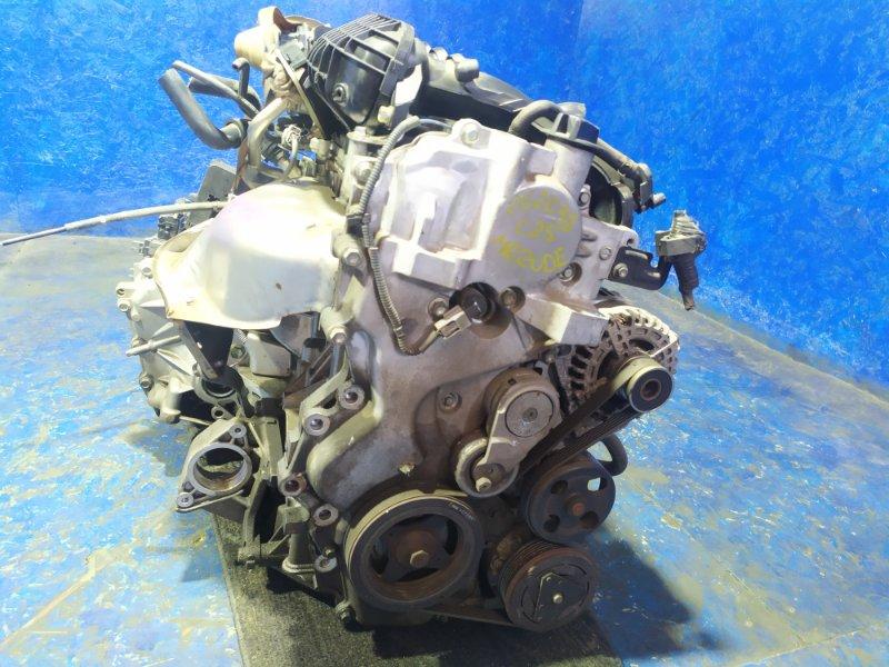 Двигатель Nissan Serena C25 MR20DE 2007