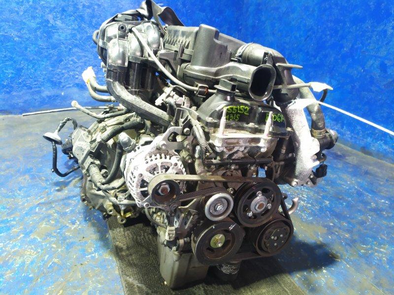 Двигатель Mazda Flair Crossover MS31S R06AT 2014