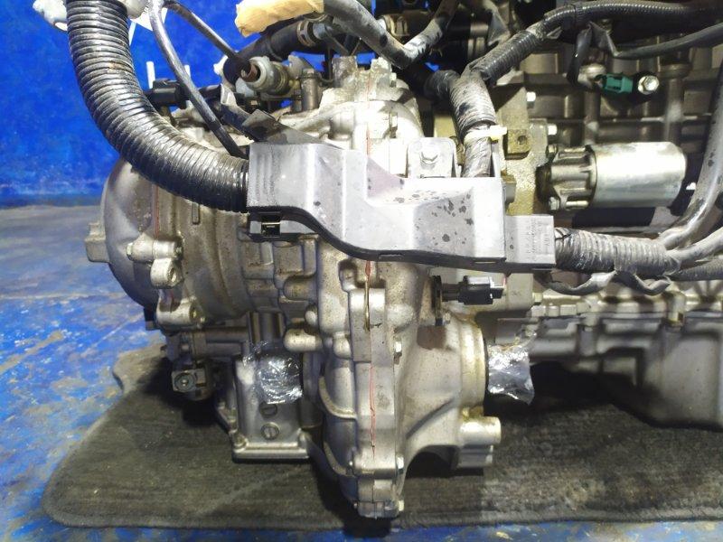 Акпп Mazda Flair Crossover MS31S R06AT 2014