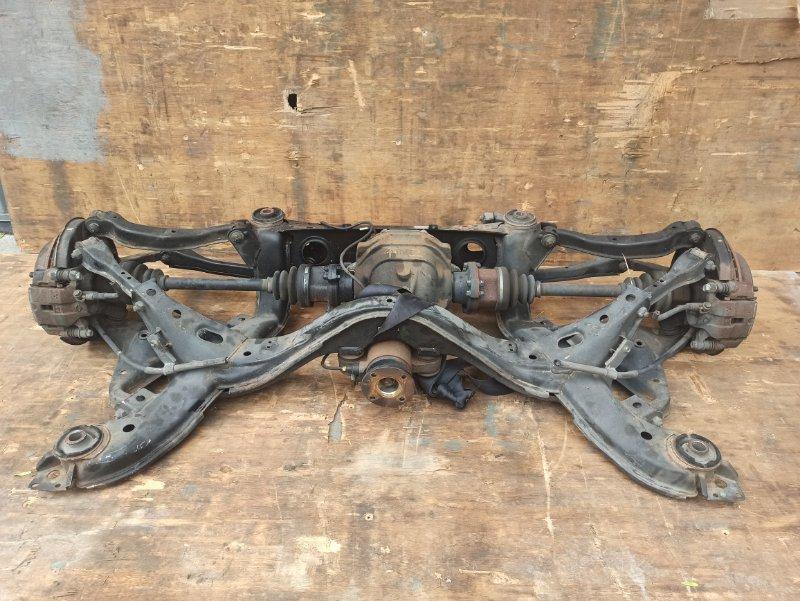 Балка подвески Nissan Laurel HC35 RB20DE задняя