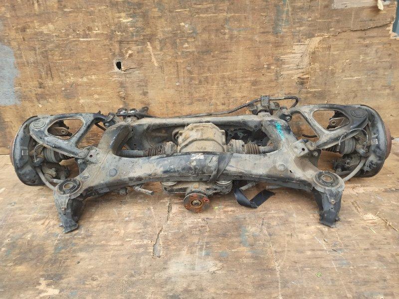 Балка подвески Toyota Crown JZS155 2JZ-GE задняя