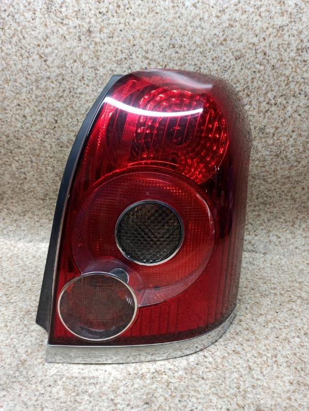 Стоп-сигнал Toyota Avensis AZT250 1AZ-FSE 2008 задний правый
