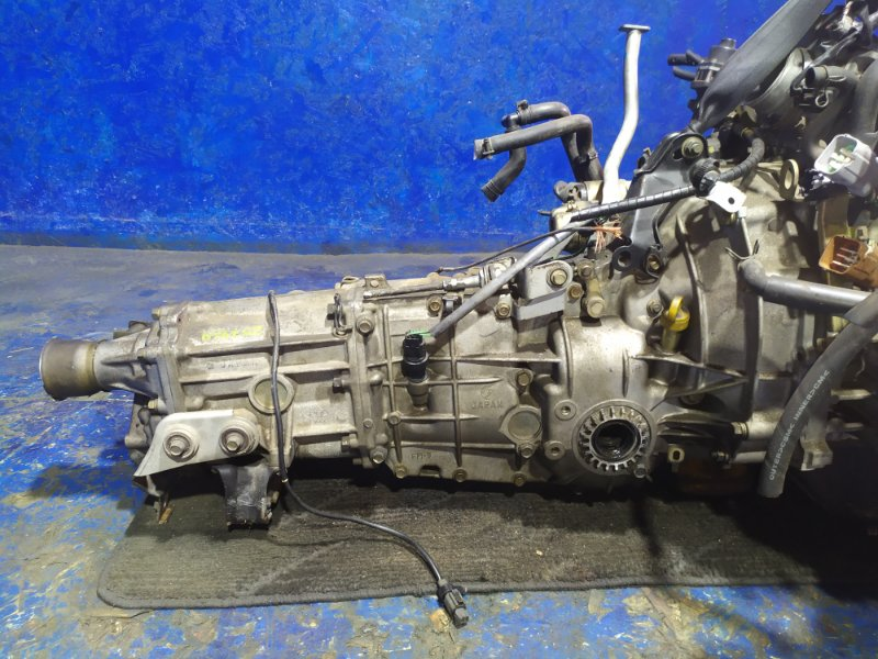 Мкпп Subaru Forester SG5 EJ202 2002