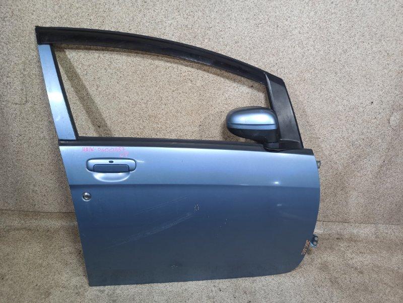 Дверь Mitsubishi I HA1W 2007 передняя правая
