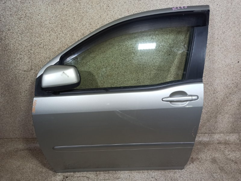 Дверь Toyota Raum NCZ20 2004 передняя левая