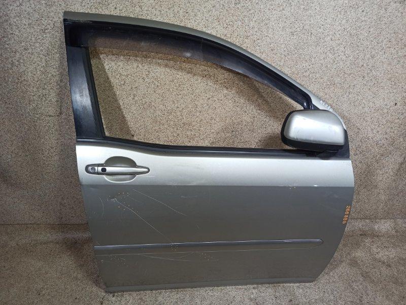 Дверь Toyota Raum NCZ20 2004 передняя правая