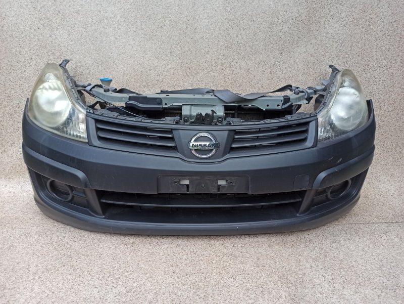 Nose cut Nissan Ad VY12 HR15DE 2009