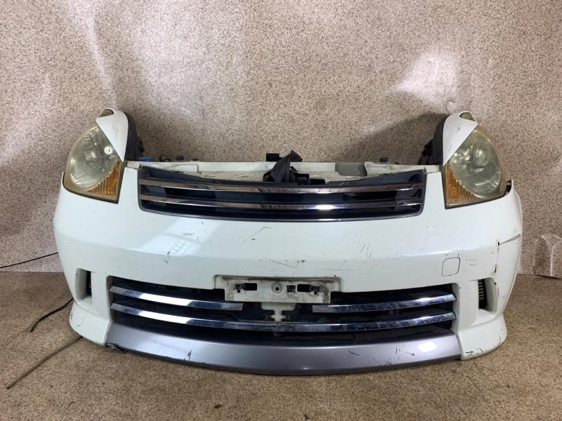 Nose cut Nissan Note E11 HR15DE 2004