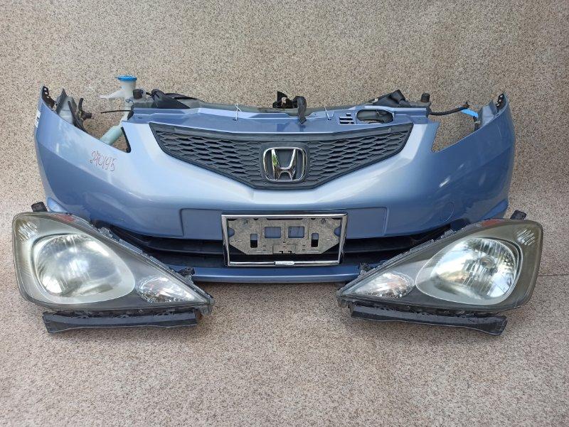 Nose cut Honda Fit GE6 L13A 2008